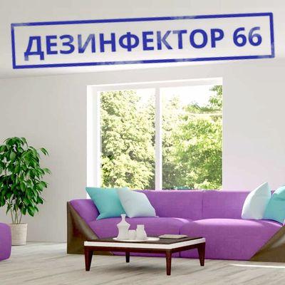 Дезинфектор 66